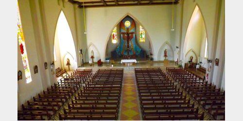 Pároco da Igreja Matriz Santo Estevão explica programação da Semana Santa em Ituporanga