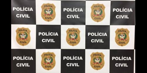 Polícia Civil captura foragido de Pernambuco no Centro de Ituporanga
