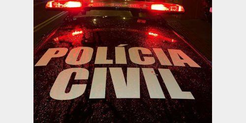 Polícia Civil cumpre mandado de busca e apreensão em Vidal Ramos