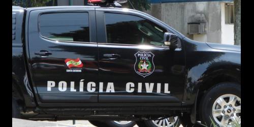 Polícia civil cumpre mandado de prisão na cidade de Laurentino