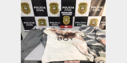 Polícia Civil prende autor de homicídio em menos de cinco horas