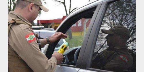 Polícia Militar irá distribuir 370 bafômetros em todos os municípios do estado