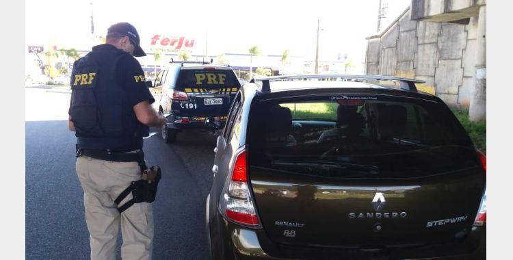 Polícia Rodoviária Federal faz balanço da Operação Semana Santa no Alto Vale