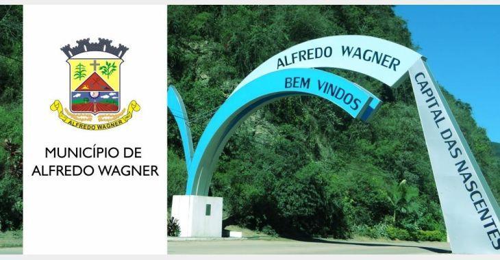 Prefeito de Alfredo Wagner viaja a Brasília em busca de recursos para o município