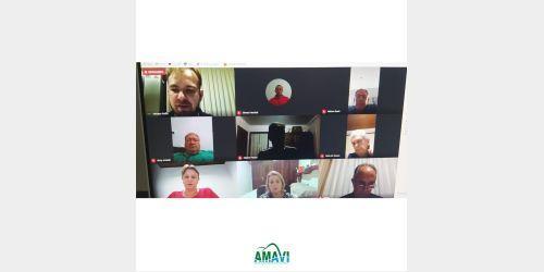 Prefeitos da AMAVI discutem a possibilidade da compra de vacinas