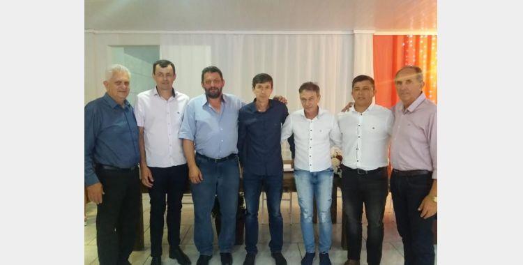 Prefeitos do PP vão compartilhar a presidência da Amavi em 2019