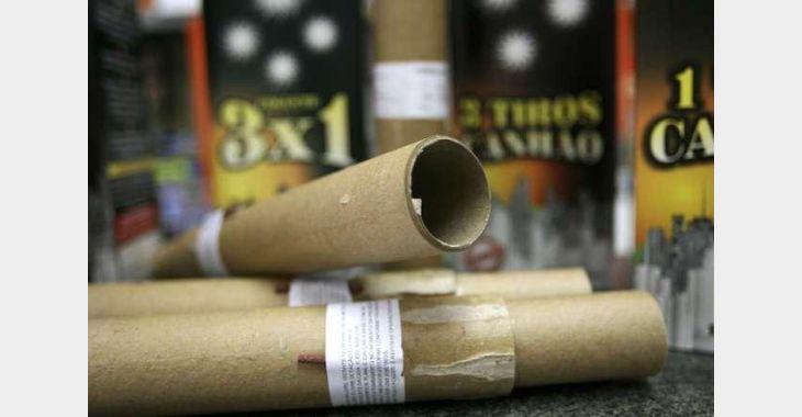 Projeto de lei quer proibir fogos de artifício que produzam efeito sonoro em Ituporanga