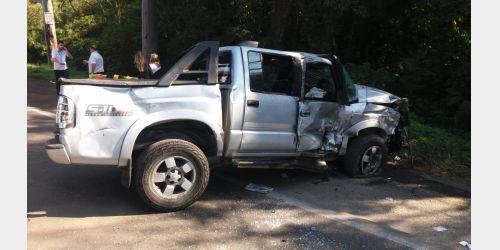 Proprietário da Expresso Taioense morre após acidente na BR-470, em Rio do Sul