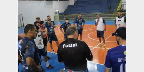 Rio do Sul Futsal realiza primeiro treino da temporada