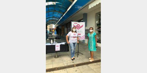 Rio do Sul realiza programação especial para a mulher com a assinatura da criação de um instituto para os Direitos da Mulher