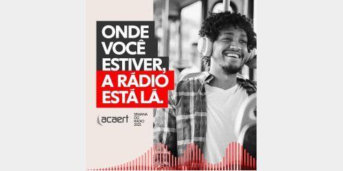 Semana Estadual do Rádio mostra força do meio de comunicação em conjunto com as novas mídias