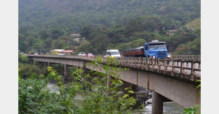 Situação crítica da ponte na BR-470 entre os municípios de Ibirama e Apiúna mobiliza lideranças políticas da região